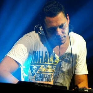 Tiesto in 2002 Dance Department