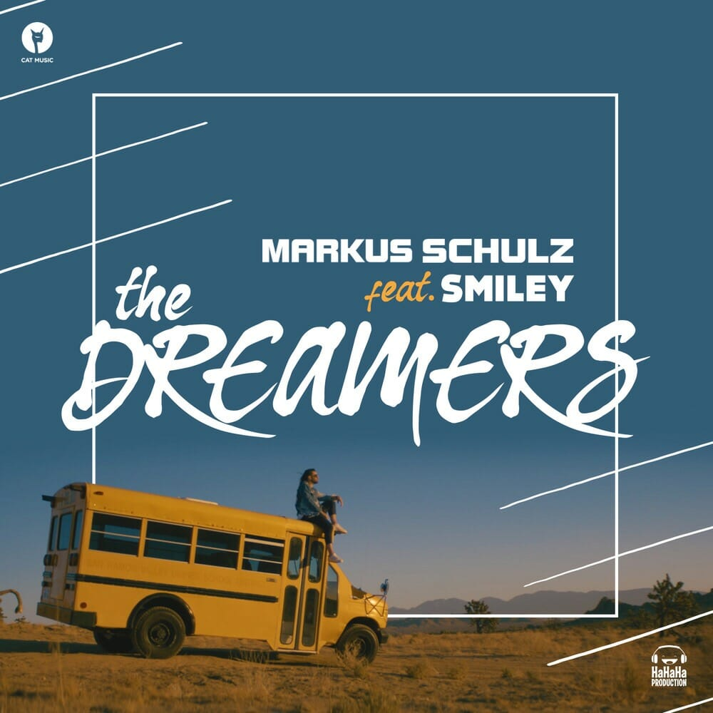 Markus Schulz pairs up with Smiley to release 'The Dreamers' along with a suite of reworks, including one by Paul Damaxie.