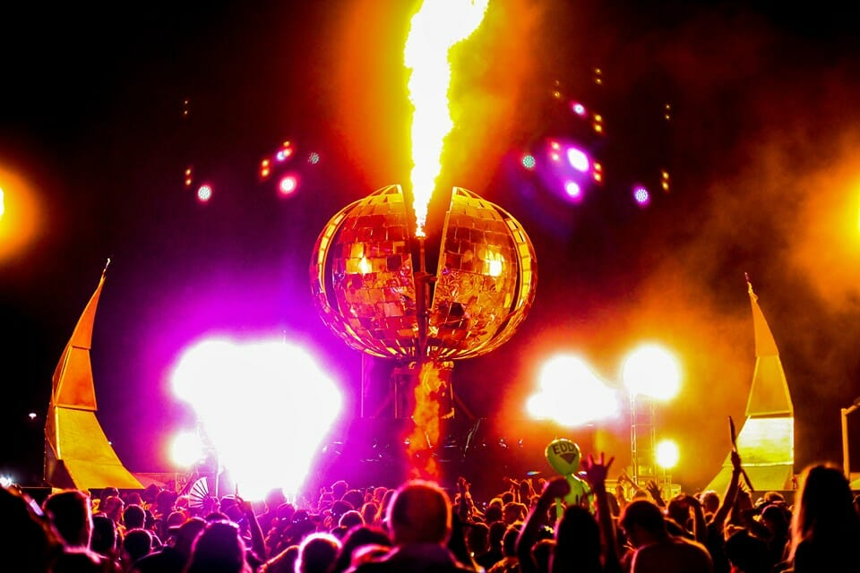Imagine Music Festival Disco Inferno