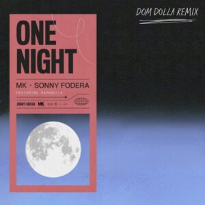 MK x Sonny Fodera - One Night (Dom Dolla Remix)