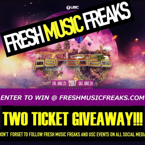 USC + Fresh Music Freaks Ticket Giveaway