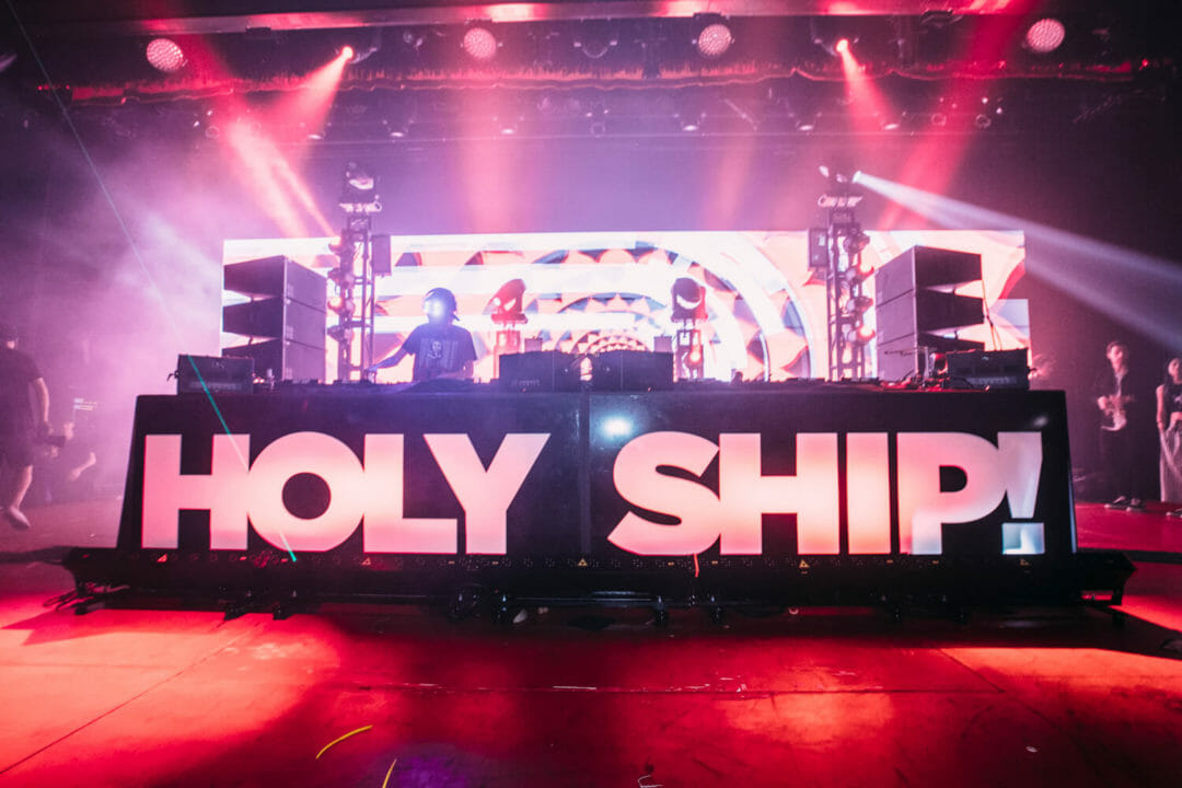 Holy Ship Decks