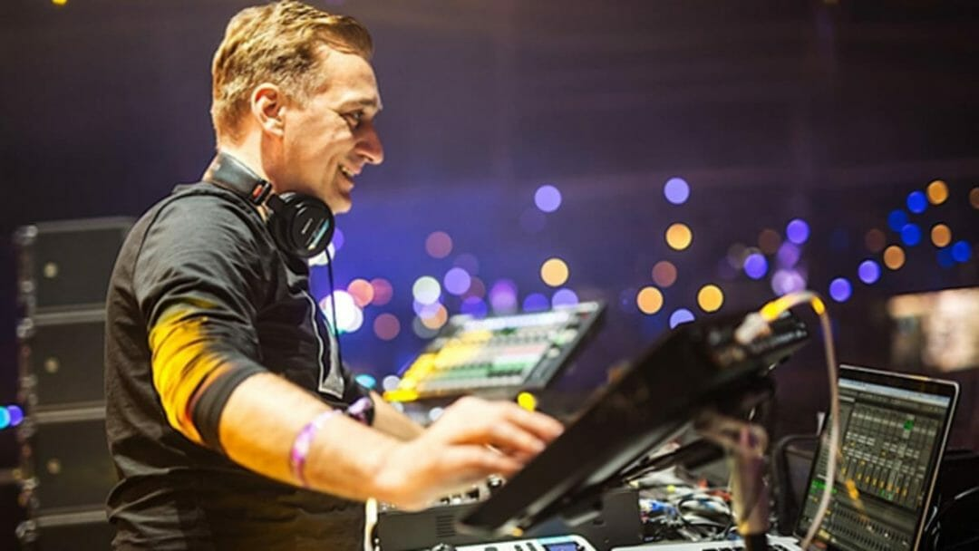 Paul Van Dyk Music Rescues Me