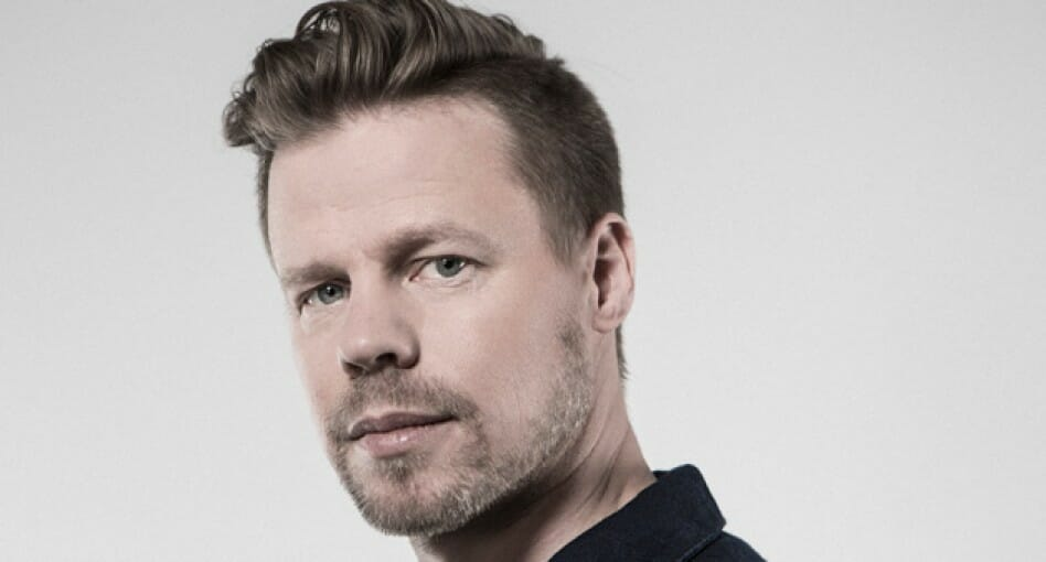Ferry Corsten Scores his first film 'Don't Go'