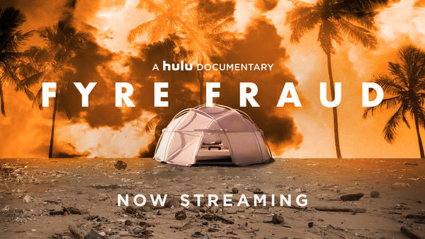 Fyre Fraud documentary poster