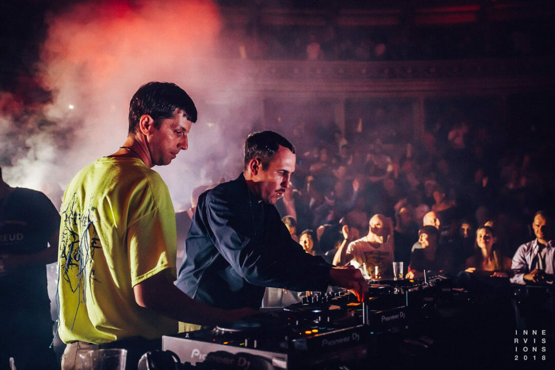 Innervisions makes its debut in NYC with a killer lineup featuring Ame b2b Dixon, DJ Koze, Jennifer Cardini and Trikk.