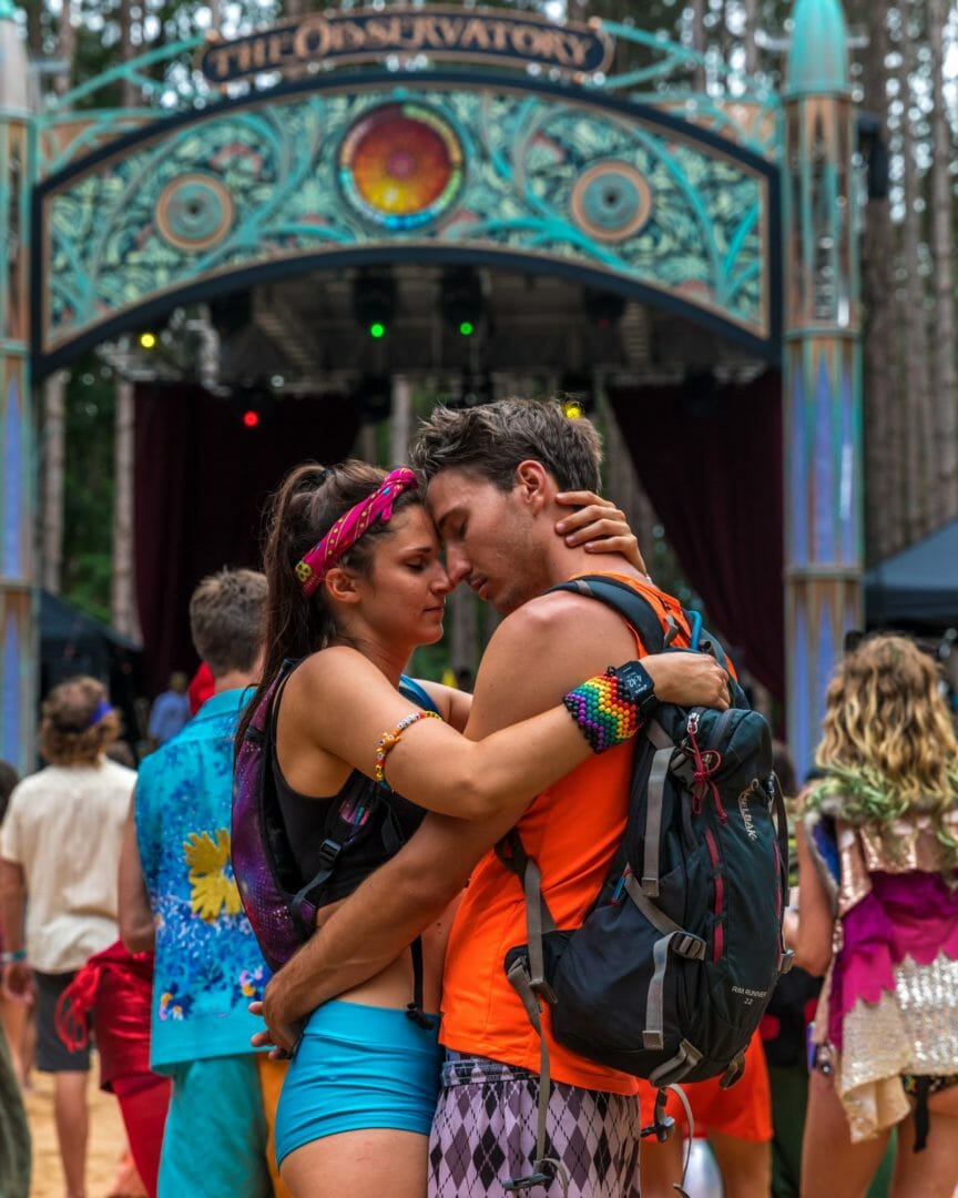 Electric Forest Love