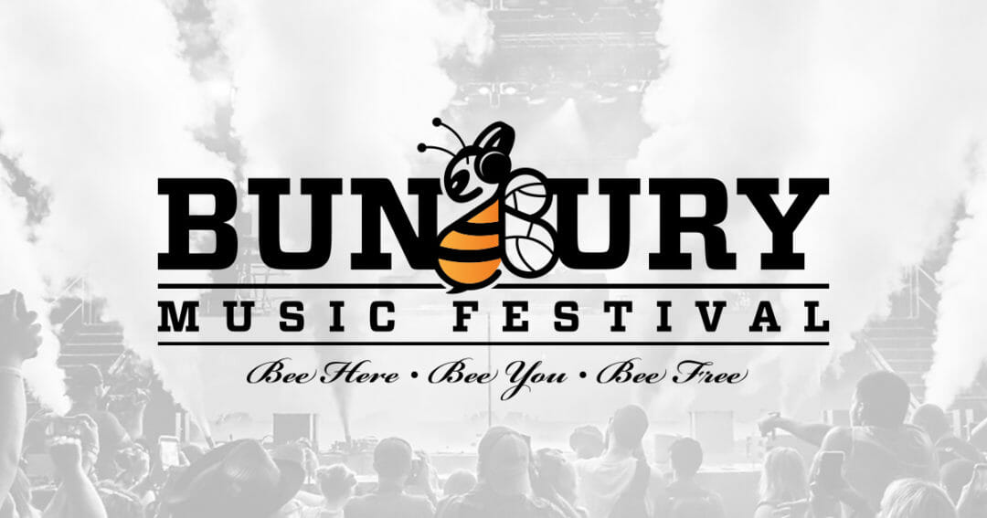 bunbury music festival electronic dance music fall out boy greta van fleet the 1975 run the jewels girl talk ticket giveaway