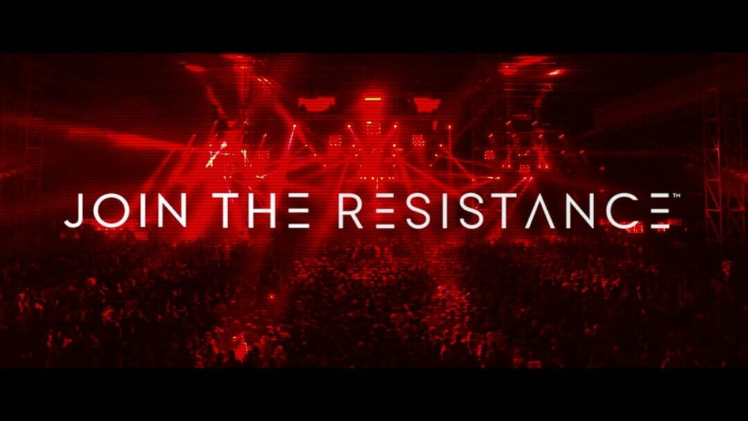 join the resistance at ultra music festival