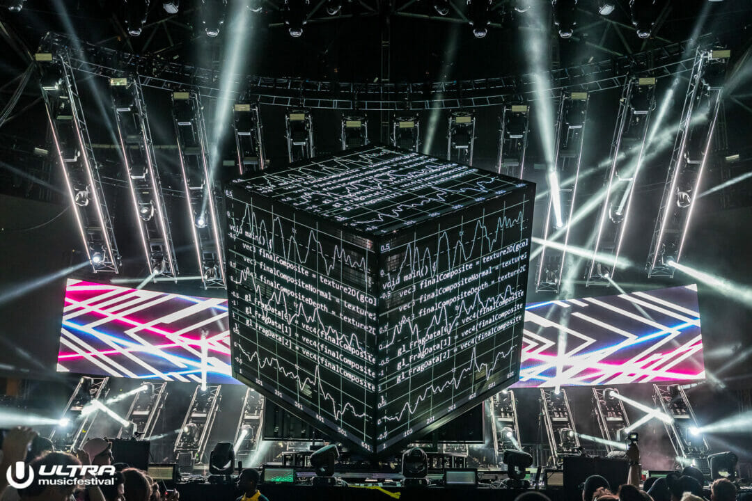 Cube 3.0 At Ultra Miami