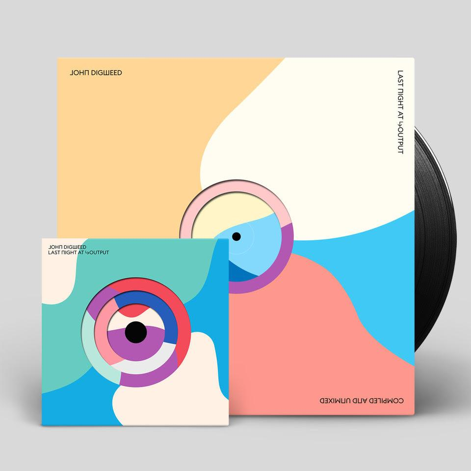 "John Digweed releases ""Last Night at Output"", out today on Bedrock Records."