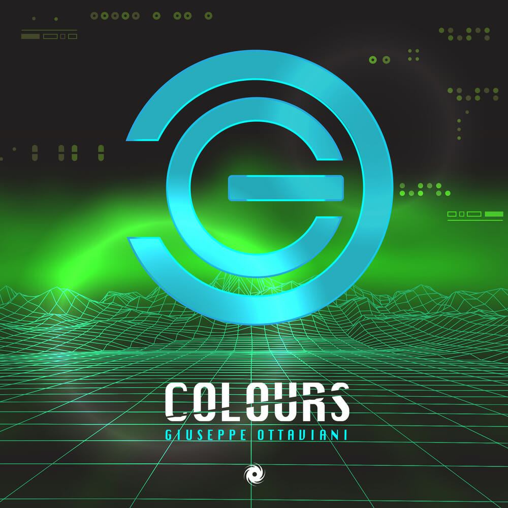 'Colours' by Giuseppe Ottaviani is out now!