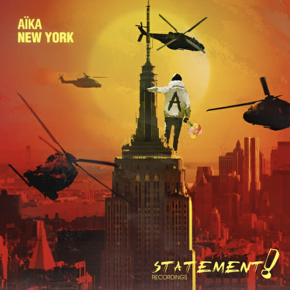 'New York' by AÏKA is out now via Statement! Recordings.