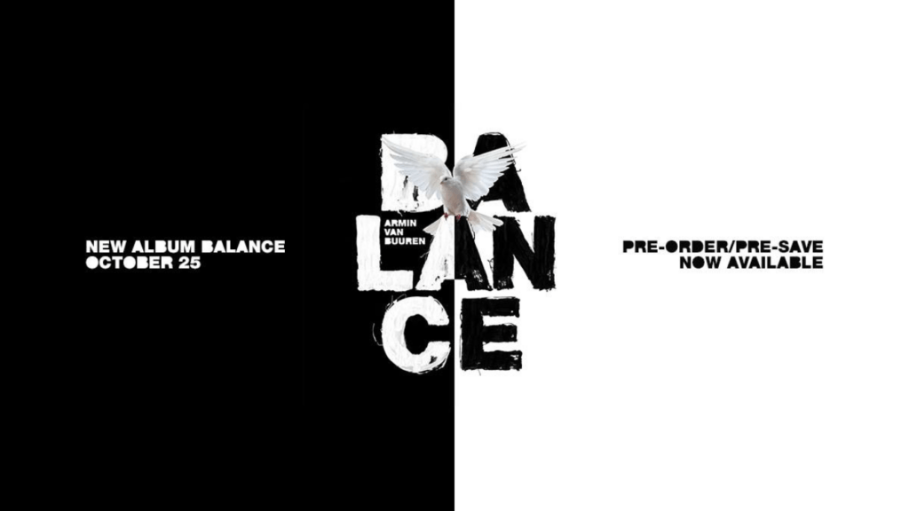 This year for Amsterdam Dance Event, Armin van Buuren brings a 'BALANCE' themed escape room to celebrate his upcoming seventh artist album!