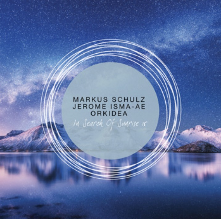 'In Search Of Sunrise 15' has been mixed by Markus Schulz, Jerome Isma-ae and Orkidea and is ready for release on November 8th.