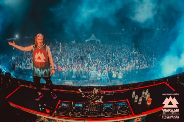 Liquid Stranger at Wakaan Festival