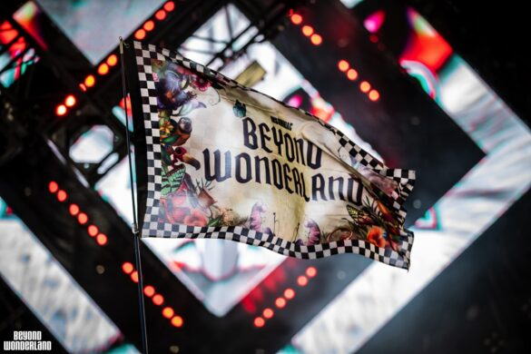 Beyond Wonderland Flag