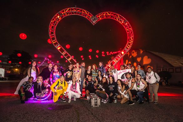 Hearts Brought Together at Crush Arizona