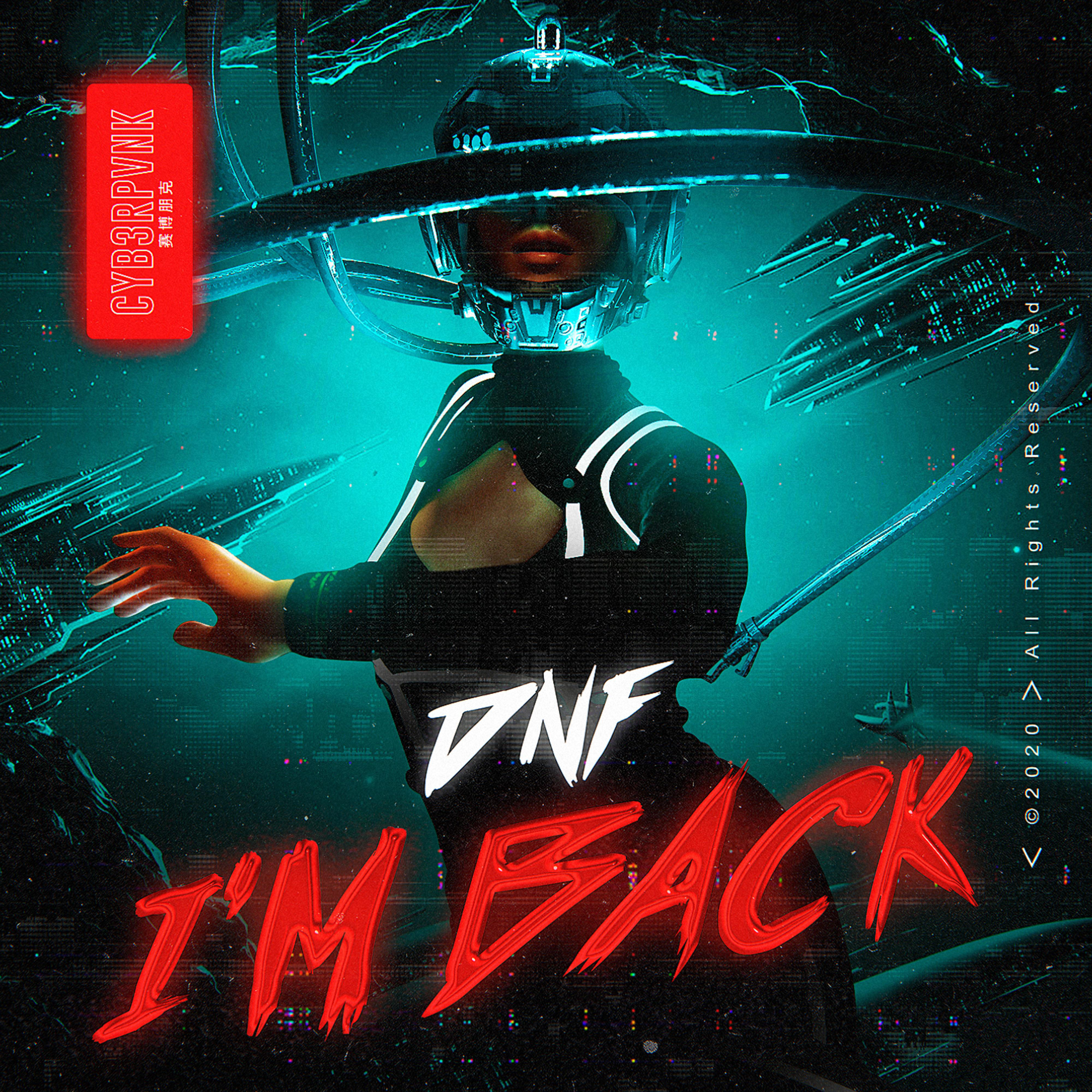 'I'm Back' is out now!
