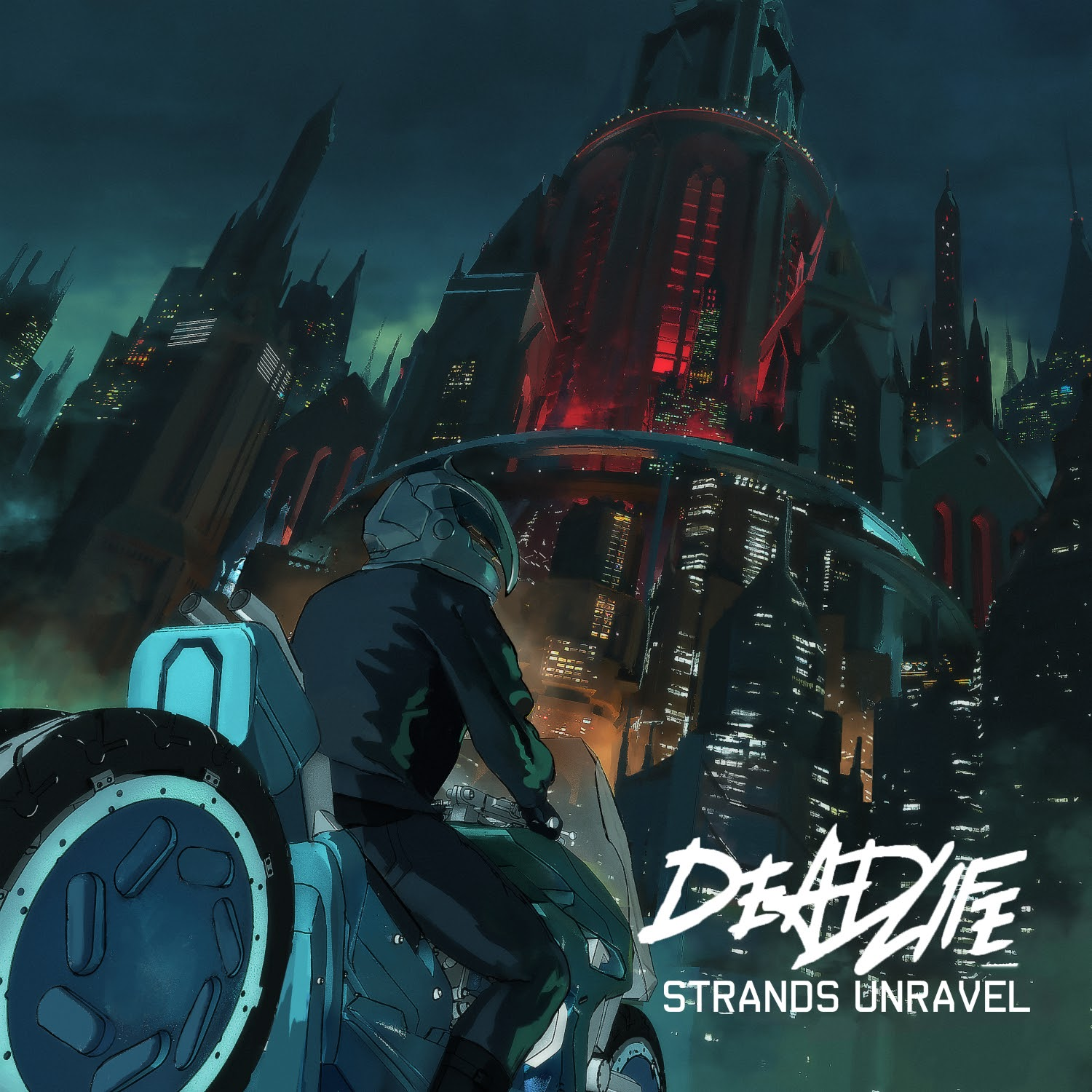 'Strands Unravel' is out now!