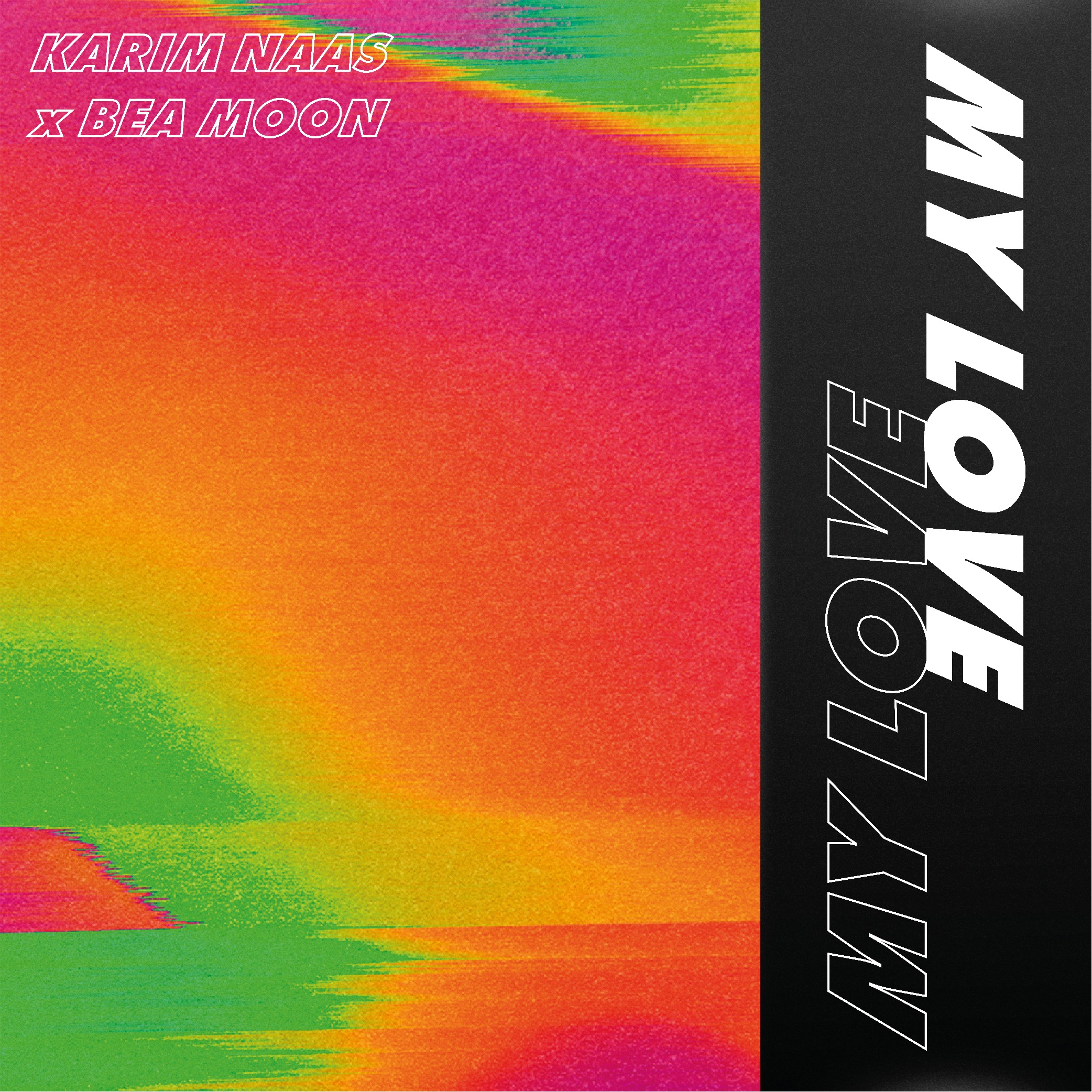 'My Love' is out now!