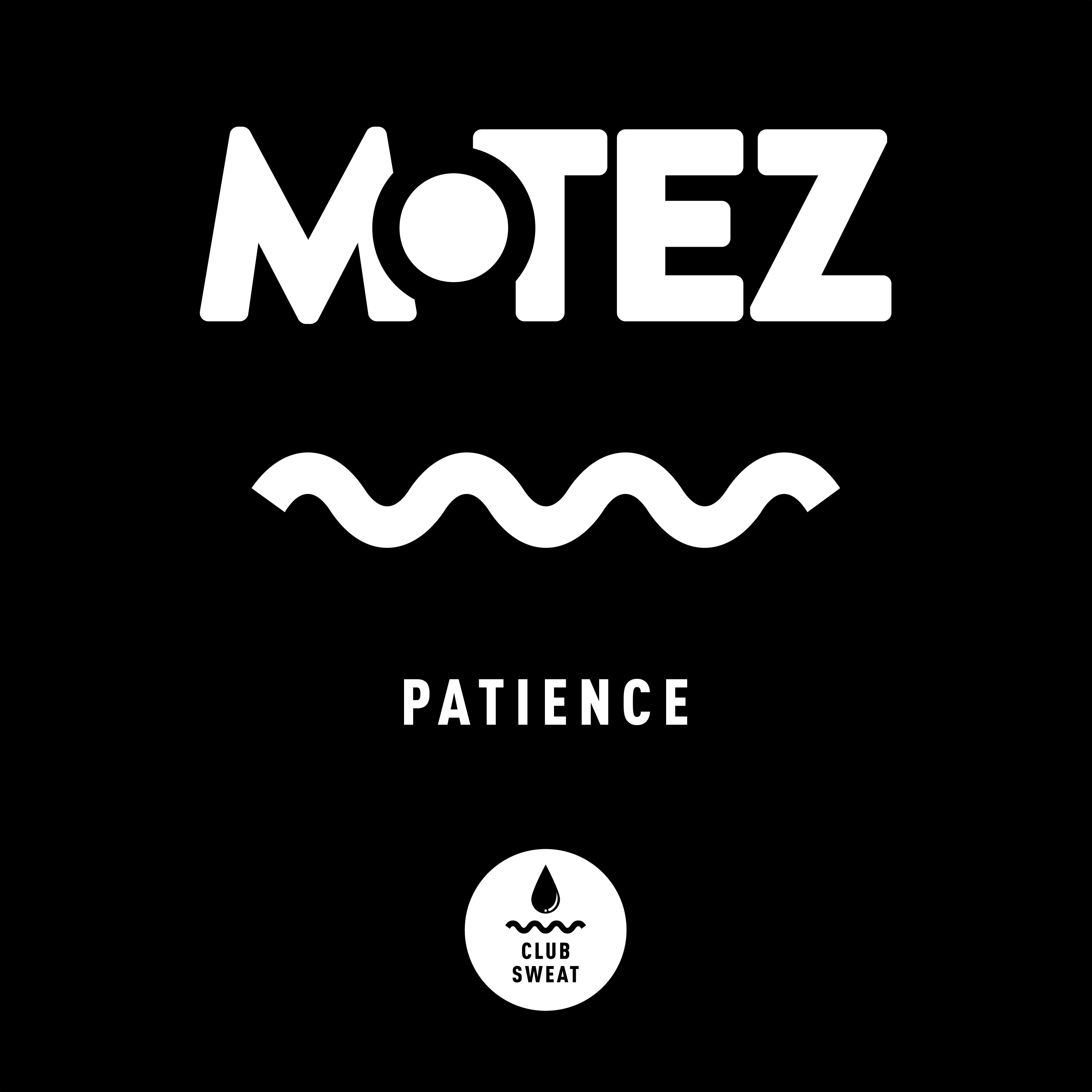 'Patience' is out now!