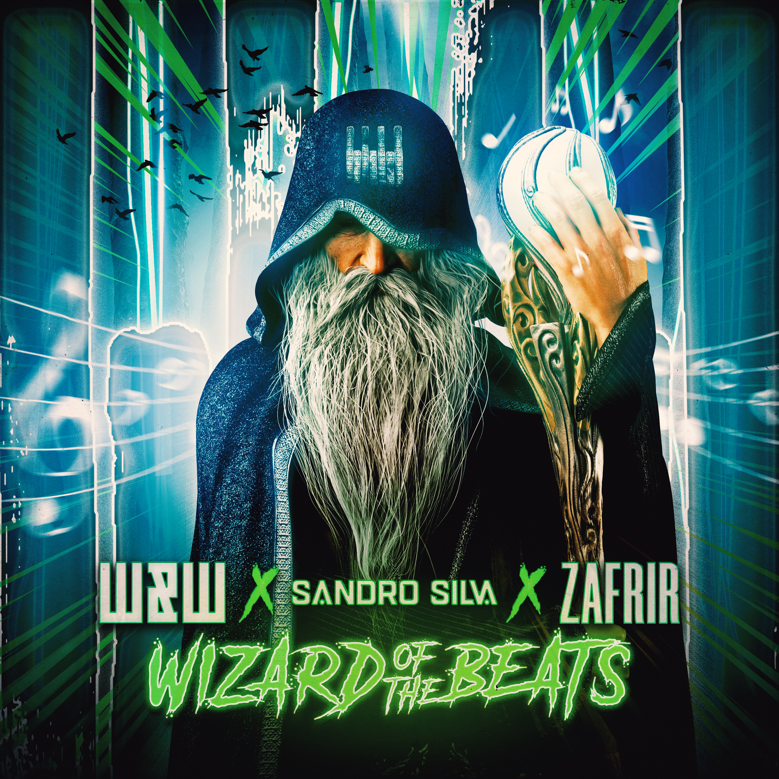 'Wizard of the Beats' is out now!