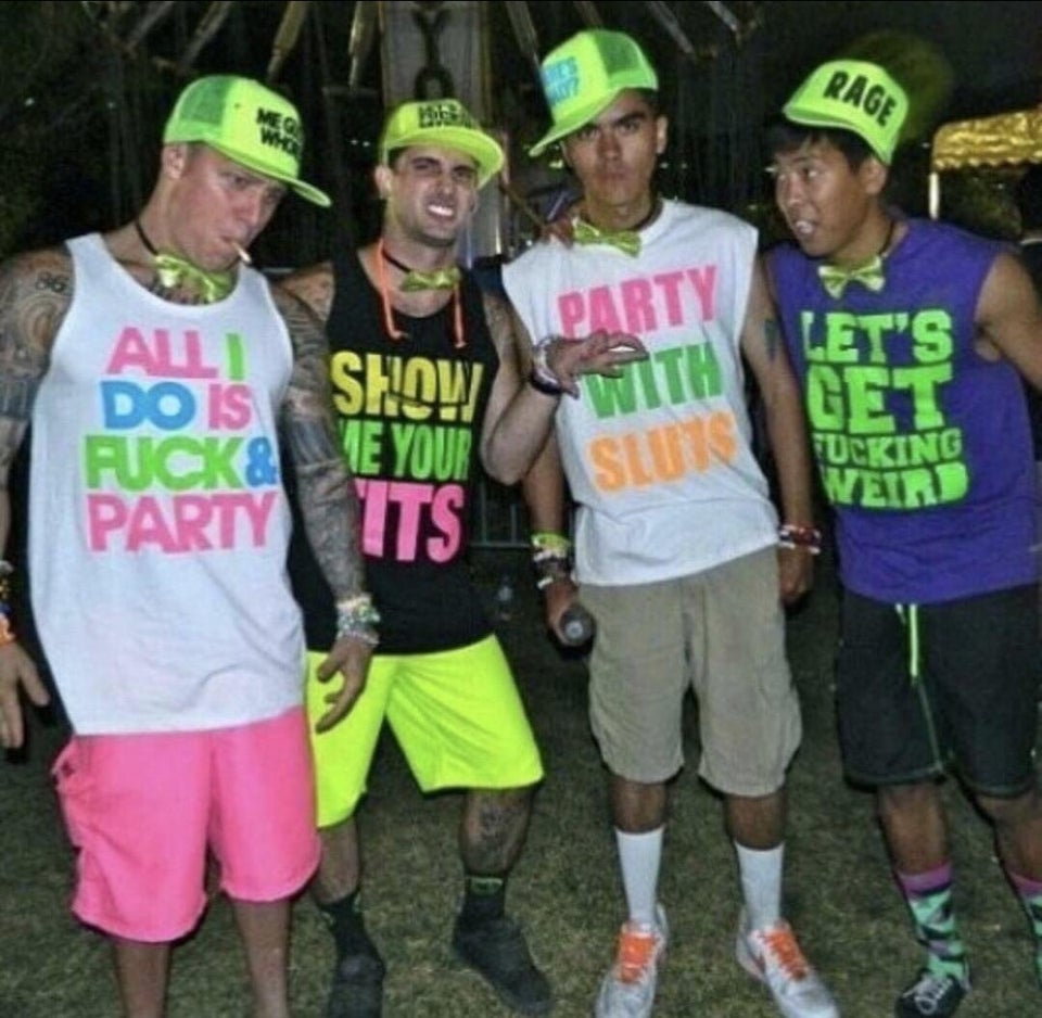 Party with Sluts Shirts