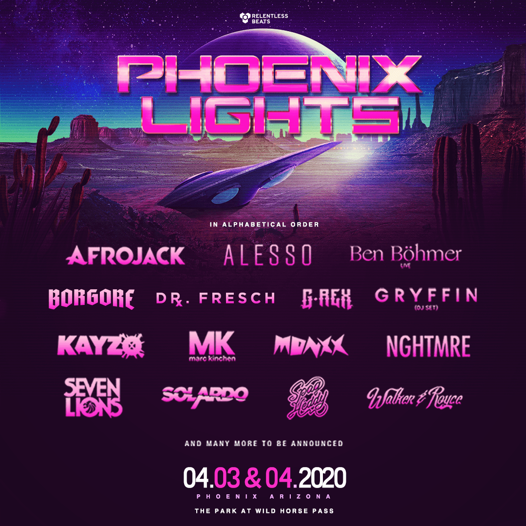 Phoenix Lights 2020 Phase 2