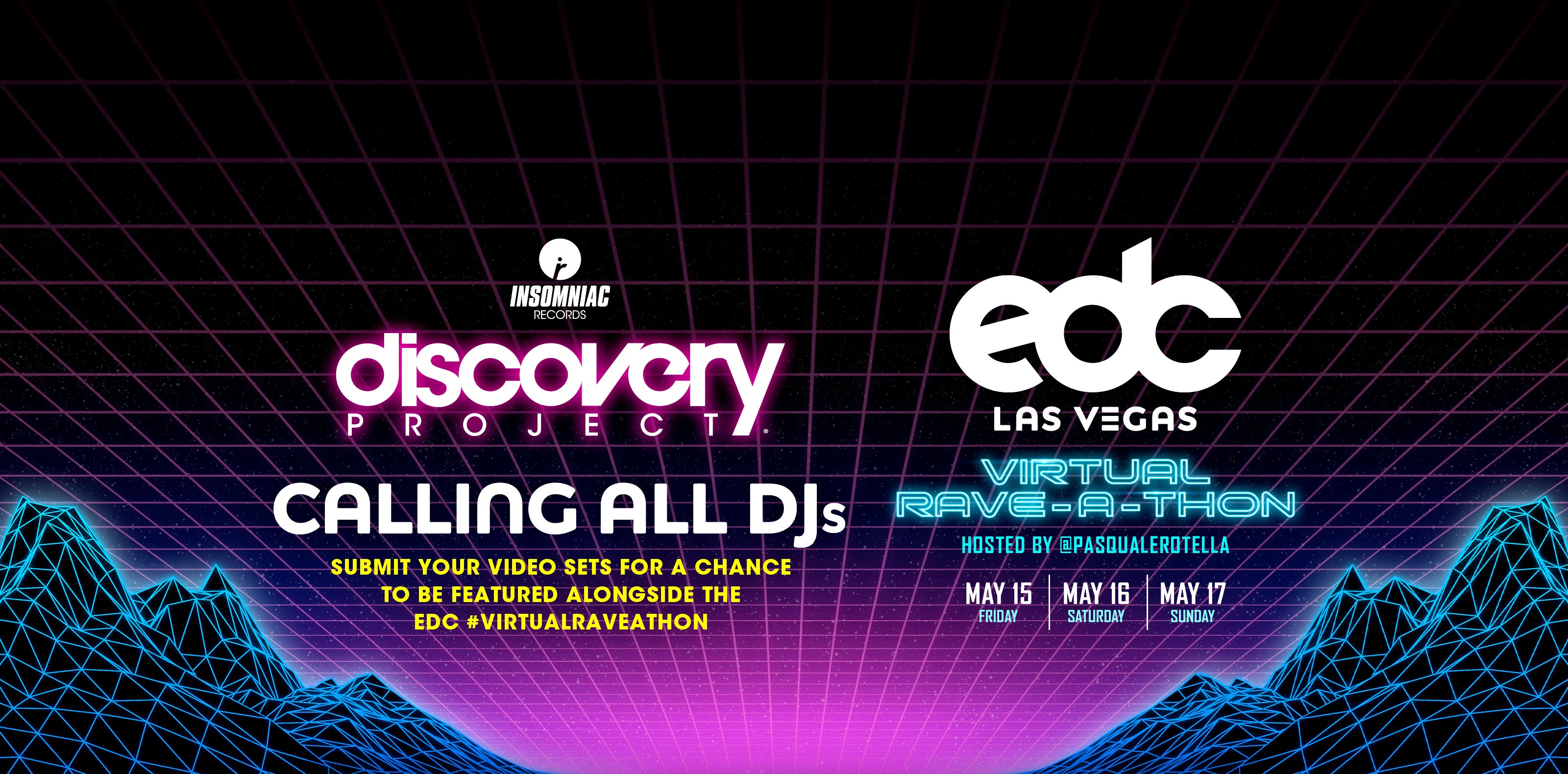 Discovery Project EDC LV Flyer